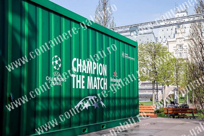 container magazin special Botosani