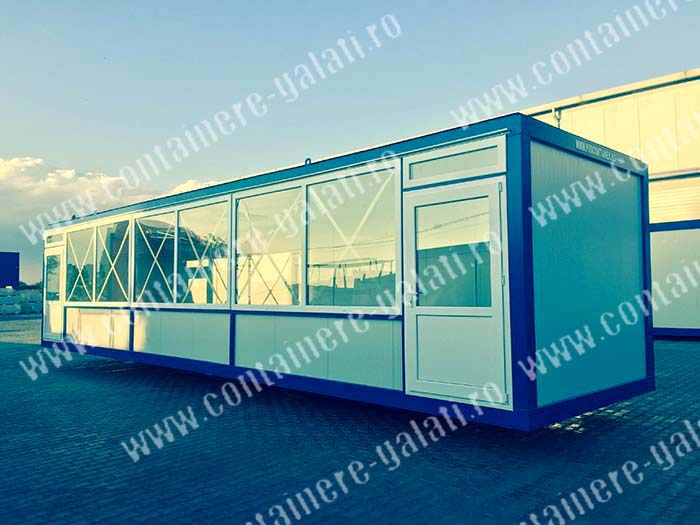 containere magazin lung Botosani